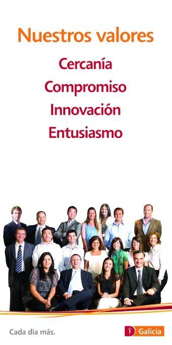 Banco galicia programa valores corporativos calendario for Buscador de sucursales galicia