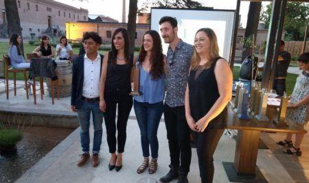 Ganadores de la primera edición EIKON Cuyo
