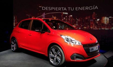Peugeot: Lanzamiento Peugeot 208