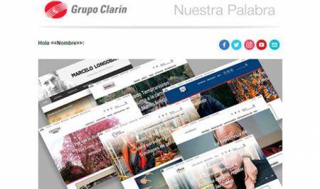Clarín logró darle visibilidad a su Comunicación Institucional a través de un Newsletter semanal y se quedó con un Eikon a la Publicidad Institucional Gráfica