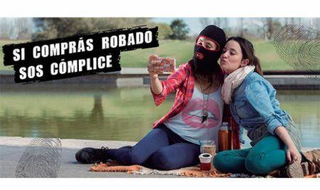 """""""No compres robado"""", la campaña que le dio un Eikon a la Comunicación Política, de gobierno y campañas electorales, capitulo Provincial al Gobierno de Mendoza"""