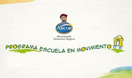 Fundación Arcor Argentina y Chile e Instituto Arcor Brasil: Programa Escuela en Movimiento