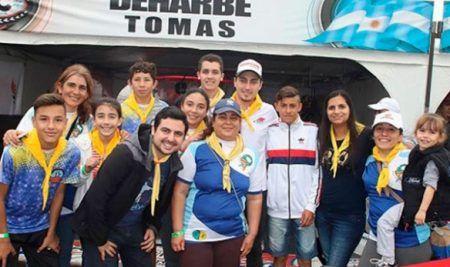 """Deharbe Racing: Tomás Deharbe, el """"Piloto Solidario"""""""