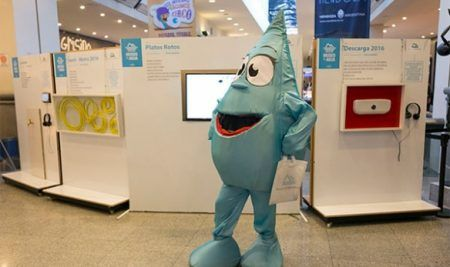 """Conocé la campaña de Aguas Cordobesas, """"Museo del agua 2050"""" que ganó un Eikon en la categoría Marketing Social"""