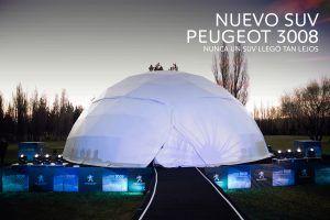 Lanzamiento Nuevo SUV Peugeot 3008