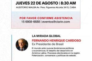 Democracia y desarrollo-Clarín