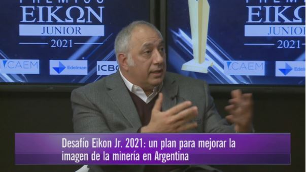 Alberto Carlocchia, presidente de CAEM
